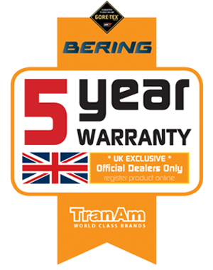 Extend your Bering Product Guarantee