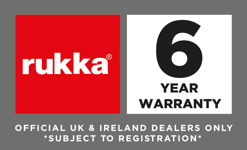Rukka 5 Year Warranty